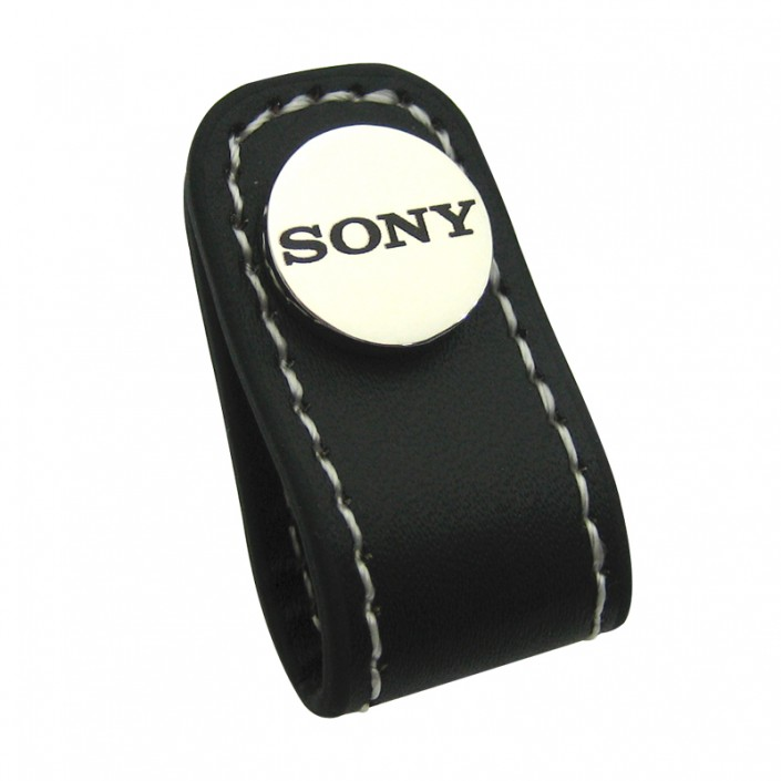 PU Leather Cable Winder-promotional souvenirs & gifts suppliers