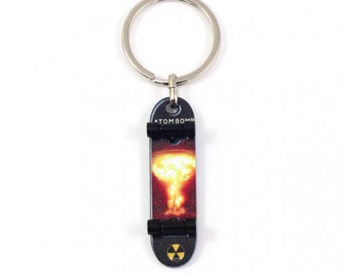 Promotional items - Skateboard Shape Keychain