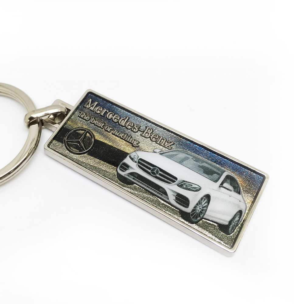Corporate promotional product Car Brand keychain