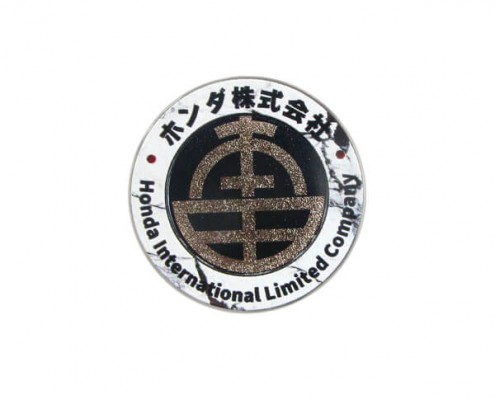 Corporate Brand Design Metal Badge Pin