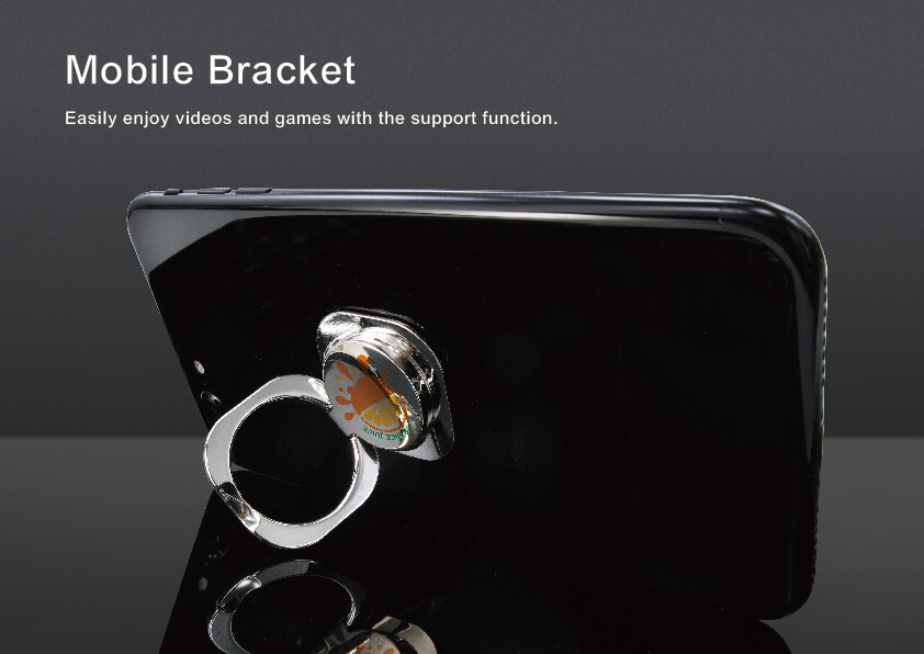 Custom Metal Mobile Ring Stand