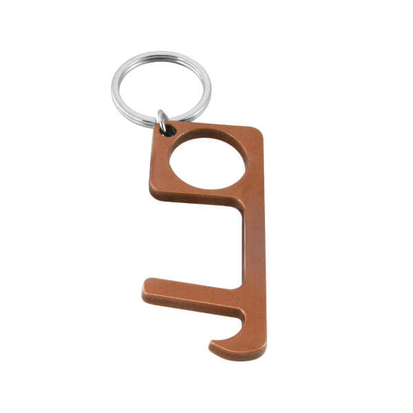 Multi-functional Door Opener Keychain