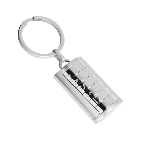 Colorful Advertisement Keychain Corporate Gift is made of high quality zinc alloy